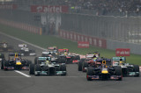 F1印度站正式比赛