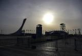 奥运广场上的掠影