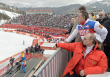 普京观看残奥会滑雪