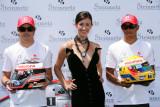 图文-阿隆索2007迈凯轮生涯回顾 2007F1摩纳哥站