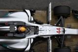 图文-2017F1季前试车第二日 汉密尔顿测试梅奔