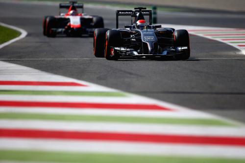 图文-F1意大利站周六 索伯车队苏蒂尔