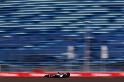 图文-F1俄罗斯站周六练习及排位 索伯车队古铁雷兹