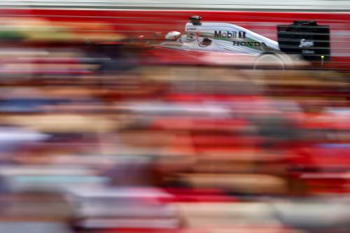 图文-F1澳洲站第3次练习赛 迈凯轮车队马格努森