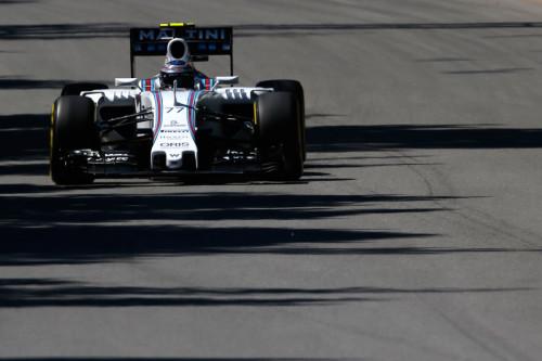 图文-F1加拿大站排位赛 威廉姆斯车队博塔斯