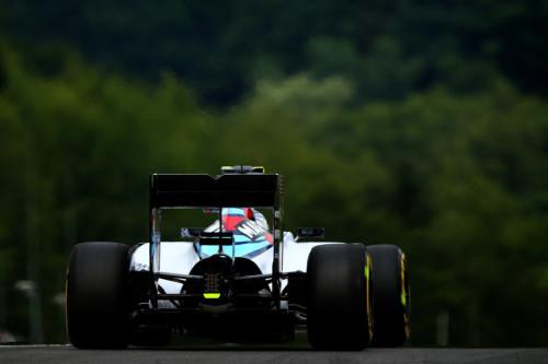 图文-F1奥地利站排位赛 威廉姆斯车队博塔斯