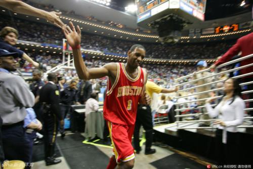 图文-麦蒂入选NBA名人堂 麦蒂的生涯充满遗憾