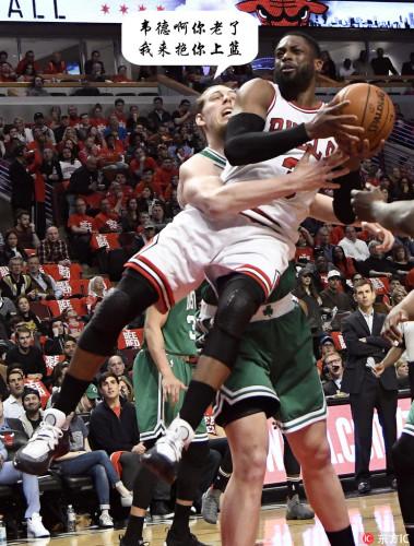 图文-NBA周周�宓�49期 我来抱你上篮