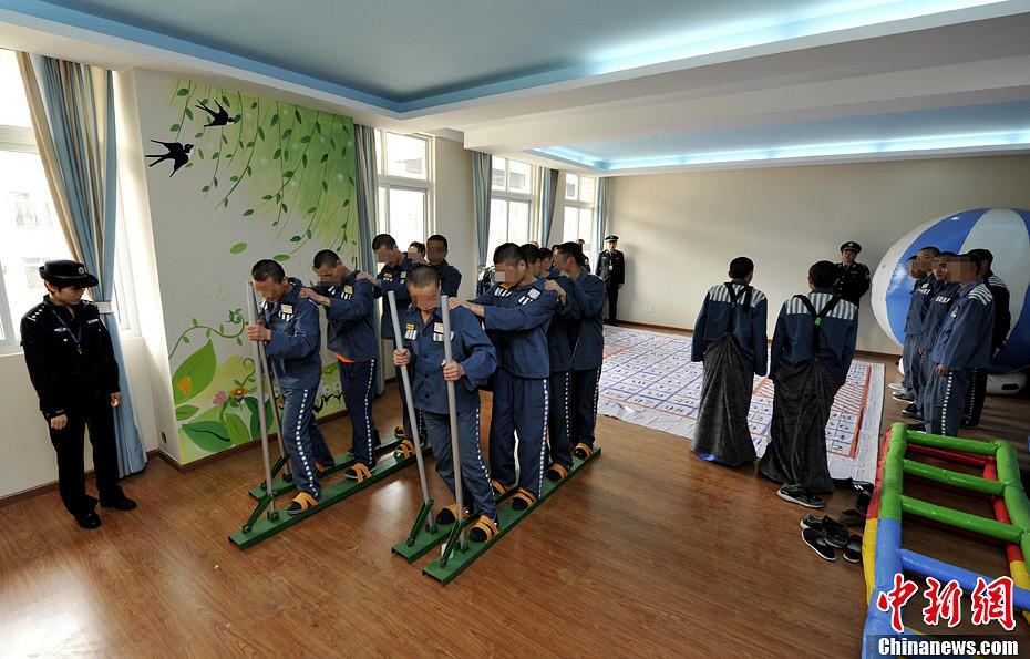 探访四川省川西监狱特殊的心理健康指导中心