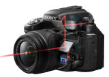 索尼 α55 相机外观