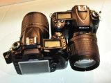 尼康 D90 相机外观