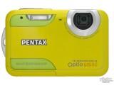 宾得 Optio WS80 相机外观