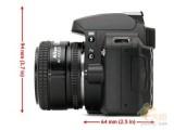 尼康 D40X 相机外观