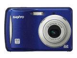 三洋 VPC-S1080 相机外观
