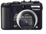 佳能 PowerShot G7 相机外观