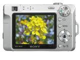 索尼 DSC-W100 相机外观