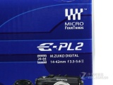 奥林巴斯E-PL2 相机包装