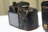 尼康D3200 相机外观