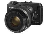 佳能EOS M 相机外观