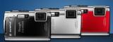 奥林巴斯TG310 相机外观
