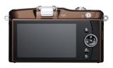 奥林巴斯E-PM1 相机外观