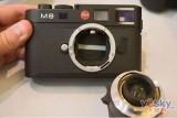 徕卡M8 相机外观