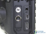 佳能7D 相机细节