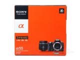 索尼α55 相机包装