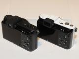 尼康V1 相机外观
