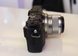 奥林巴斯E-P5套机(14-42mm) 相机外观