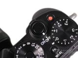 富士X-T1 相机细节