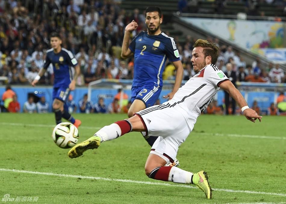 第171球:格策助德国夺冠