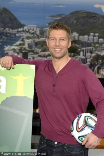 高清图-前德国国脚电视台解说世界杯