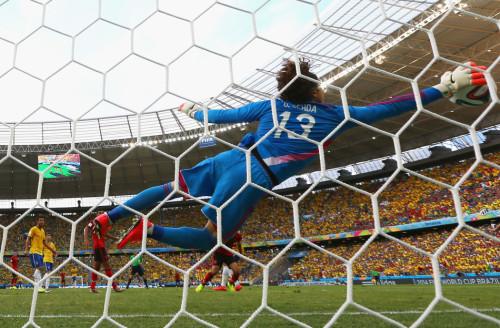高清图-[A组次轮]巴西0-0墨西哥