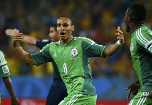 [F组次轮]尼日利亚1-0波黑