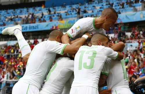 高清图-[H组次轮]韩国2-4阿尔及利亚