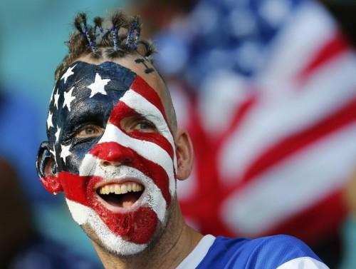 比利时美国球迷集锦
