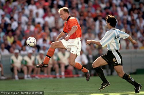 高清图-世界杯荷兰阿根廷交战史