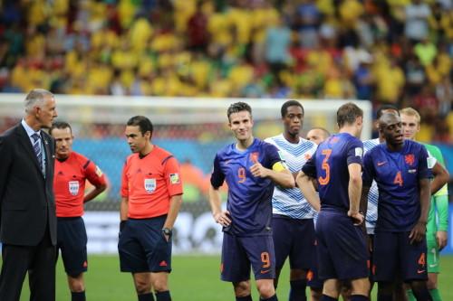 高清图-新浪直击巴西0-3荷兰