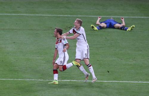 高清图-新浪直击德国1-0阿根廷