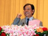 品牌中国产业联盟主席艾丰宣誓