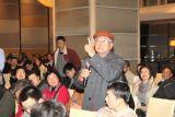 巡讲上海站投资者向嘉宾提问