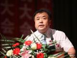 李翔宣读西安市副市长韩松演讲稿