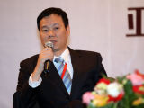 安植化妆品公司总经理杨博崴