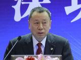深圳发展银行董事长肖遂宁演讲