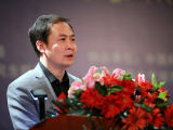 共青团中央学校部副部长杜汇良致辞