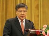 中国商业联合会会长张志刚演讲