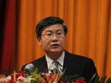中国商务部部长助理李荣灿演讲
