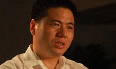 蒋锡培接受采访