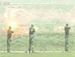 解放军警卫师加紧反恐演习